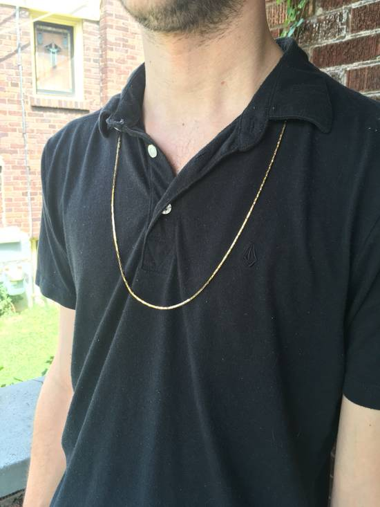 Givenchy Long Gold Necklace Size ONE SIZE - 5