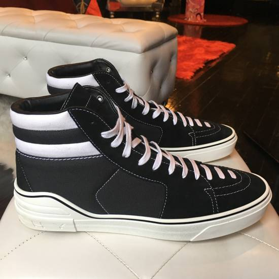 Givenchy Givenchy George Canvas Hightop Size US 12 / EU 45 - 1