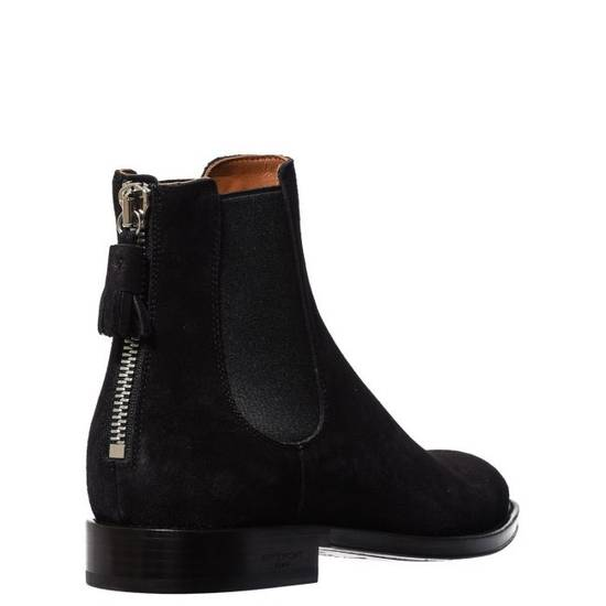 Givenchy SUEDE BOOTS WITH BACK ZIP Size US 7 / EU 40 - 3