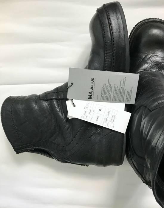 Julius Hidden Heel Engineer Boots. MA_Julius SS11 Size US 9.5 / EU 42-43 - 5