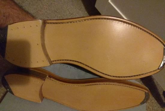 Thom Browne Thom Browne Grey Suede Longwing Brogues size UK 10 EU 44 Size US 11 / EU 44 - 4