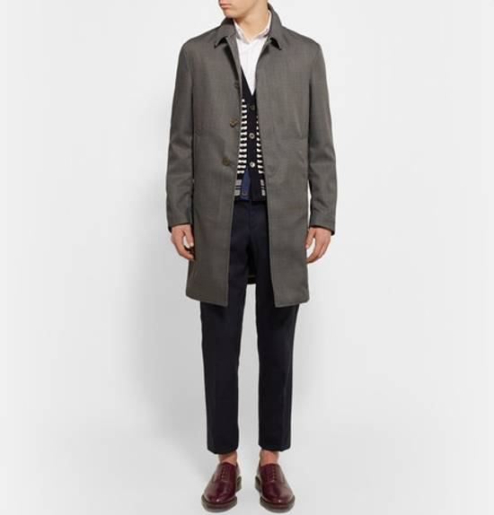 Thom Browne Oxford Leather Shoe $1150 Size US 10 / EU 43 - 8