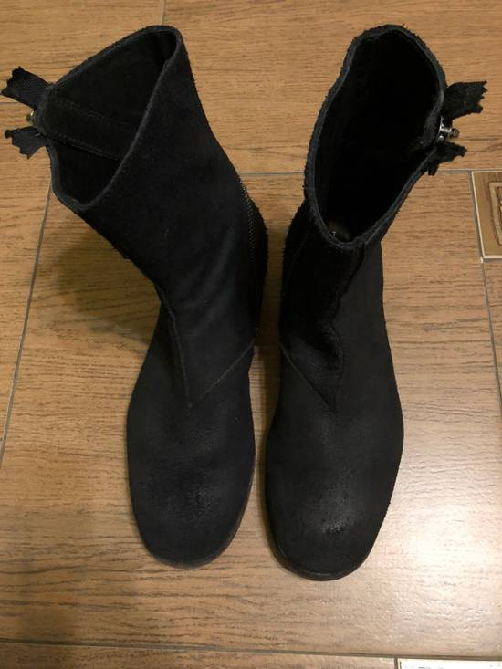 Julius Reverse Leather boots Size US 8 / EU 41