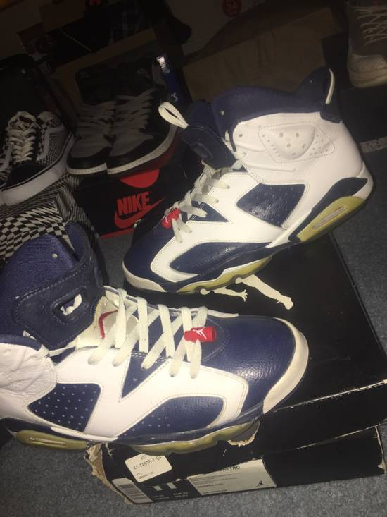 cheaper 2ebaa b1ef4 Olympic 6s Size 11