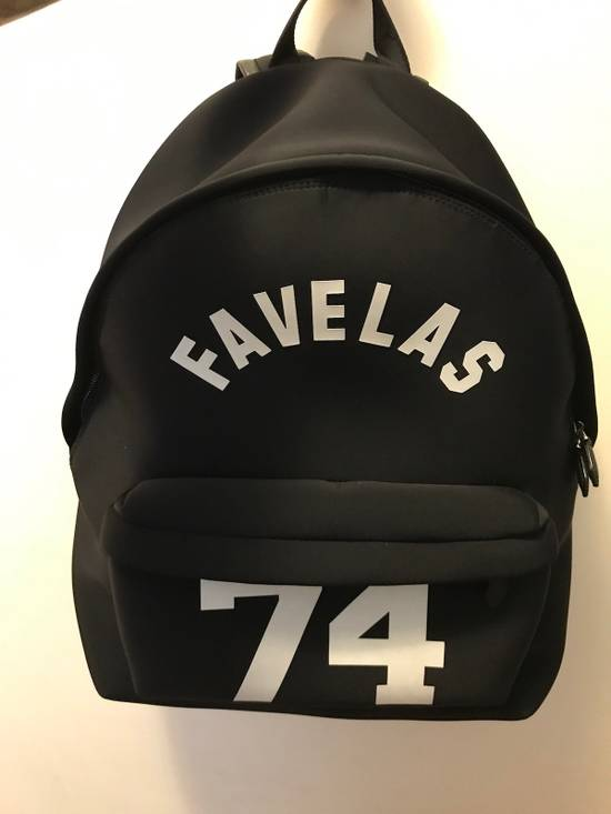 Givenchy Givenchy favelas backpack Size ONE SIZE