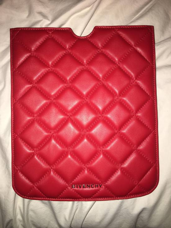 Givenchy GIVENCHY quilted iPad case ONE SIZE Size ONE SIZE