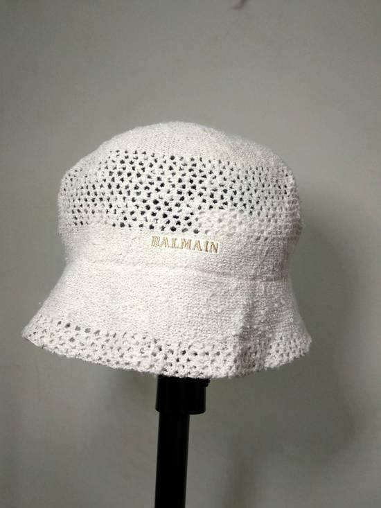Balmain Balmain Paris bucket hat Size ONE SIZE
