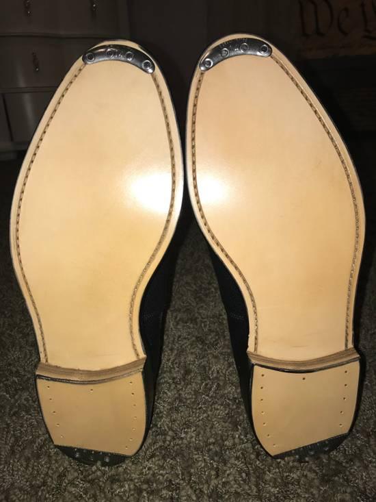 Thom Browne Tricolor Panel Chelsea Boots Size US 9 / EU 42 - 4