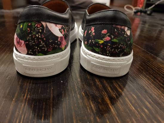 Givenchy SS14 floral slip on sneakers Size US 7 / EU 40 - 1