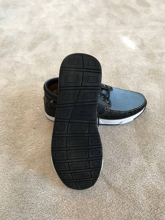 Givenchy Givenchy Denim And Black Leather Shoes Size 45 Size US 12 / EU 45 - 4