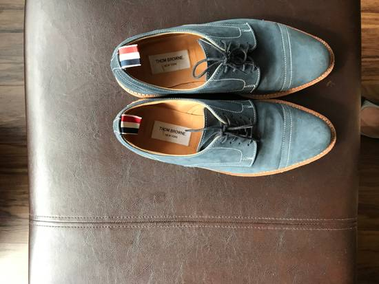 Thom Browne blue suede leather shoes Size US 9 / EU 42 - 3