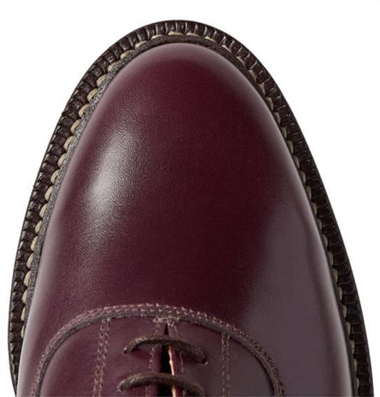 Thom Browne Oxford Leather Shoe $1150 Size US 10 / EU 43 - 5
