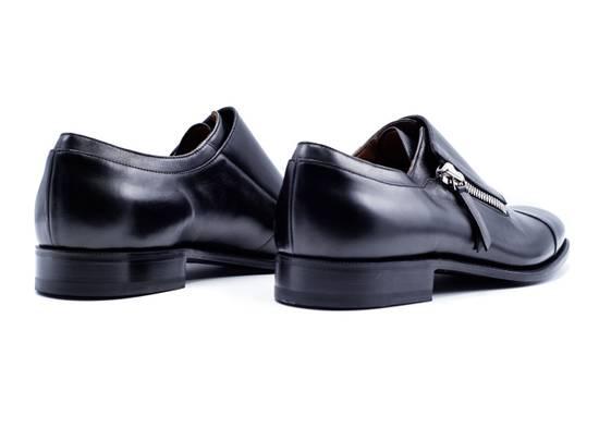 Givenchy Givenchy Maximiliano Black Zipped Monk Strap Loafers Shoes Size US 10 / EU 43 - 2