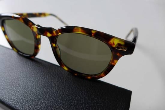 Thom Browne TB-403 Sunglasses - Tokyo Tortoise Size ONE SIZE - 1