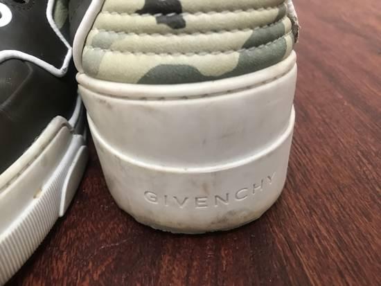 Givenchy Givenchy Camo Hi Top Sneakers Size US 10 / EU 43 - 4