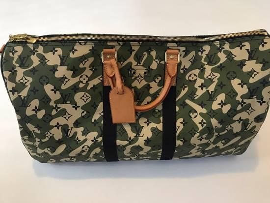 Louis Vuitton Louis Vuitton X Takashi Murakami Monogramouflage Duffle Size ONE SIZE