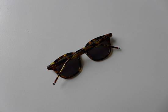 Thom Browne TB-403 Sunglasses - Tokyo Tortoise Size ONE SIZE - 5