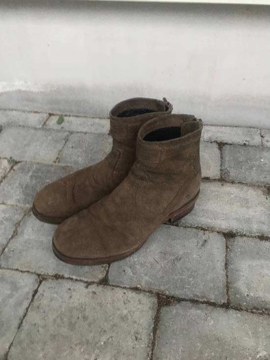 Julius Engineer/Backzip Boots (Size 2) Size US 9.5 / EU 42-43 - 4