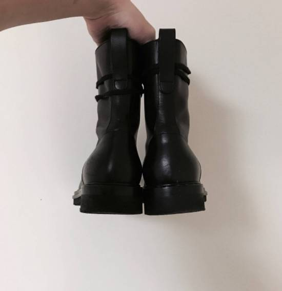 Givenchy Vulcano Lace Up Boots Archive 2001 Size US 8 / EU 41 - 3