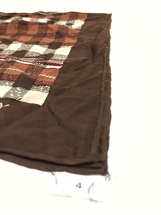 Givenchy Vintage Givenchy Silk Scarf Stripe Silk Scarves Size 30 - 4