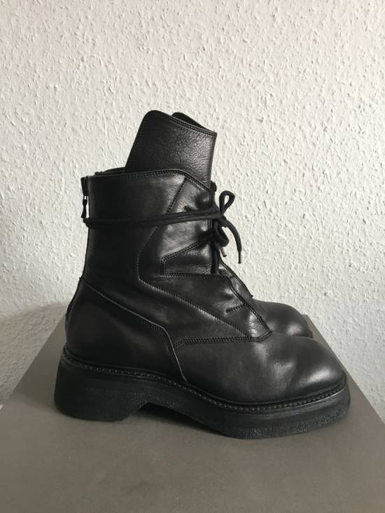 Julius AW16 Void Military Combat Crepe Boots Size US 10 / EU 43 - 1