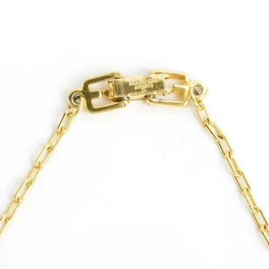 Givenchy Gold Logo Necklace Size ONE SIZE - 7