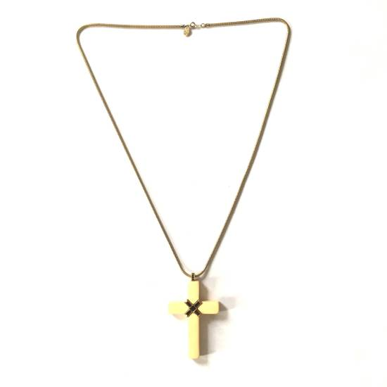 Givenchy 1976 Runway Jesus Piece Pendant Chain Size ONE SIZE - 3