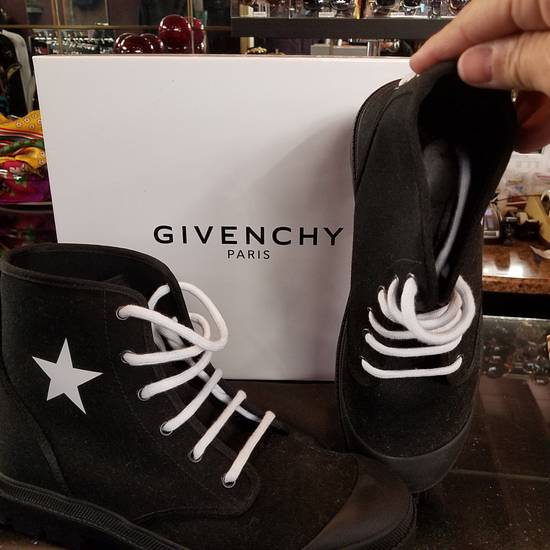 Givenchy Olympus laceup ankle boot Size US 10 / EU 43 - 4