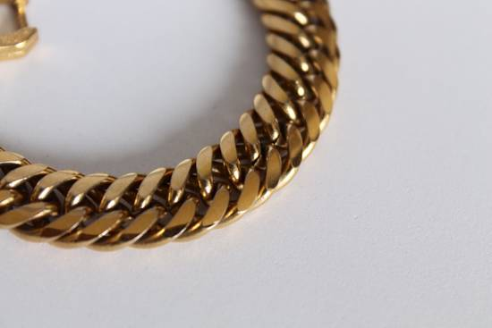 Givenchy Gold Plated Curb-Link Bracelet Size ONE SIZE - 3