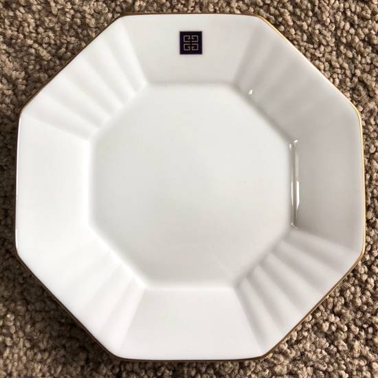 Givenchy Ashtray / Rolling Surface / Dish Size ONE SIZE