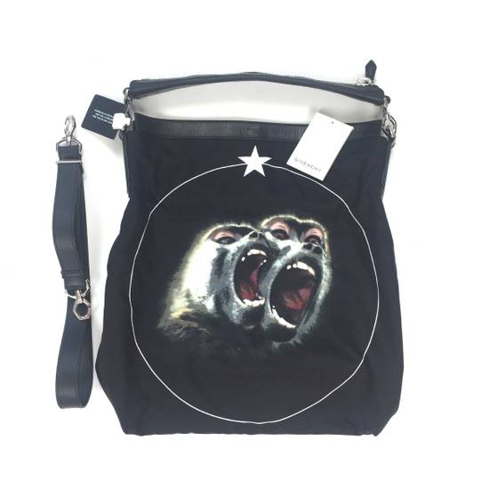 Givenchy $2.2k Monkey Brothers Shoulder Bag NWT Size ONE SIZE