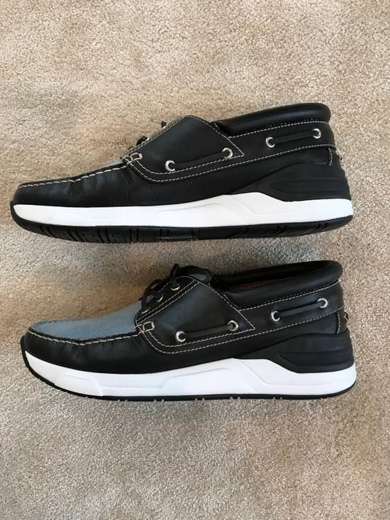 Givenchy Givenchy Denim And Black Leather Shoes Size 45 Size US 12 / EU 45 - 6
