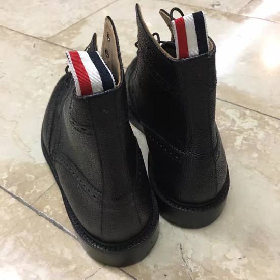 Thom Browne THOM BROWNE classic Leather Boots Size US 11 / EU 44 - 1