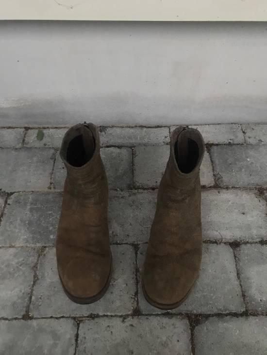 Julius Engineer/Backzip Boots (Size 2) Size US 9.5 / EU 42-43 - 10