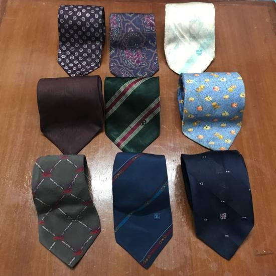 Balmain Bundle item - 9 in 1 Luxury Designer Tie Size ONE SIZE