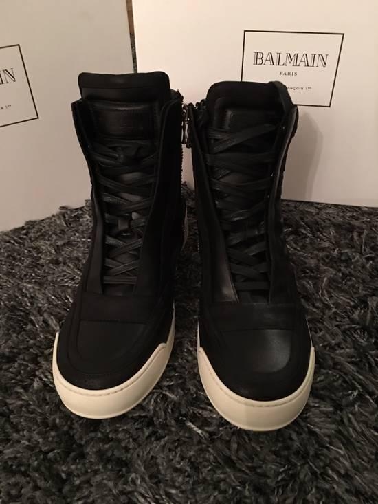 Balmain High Top Sneakers Size US 10 / EU 43 - 3