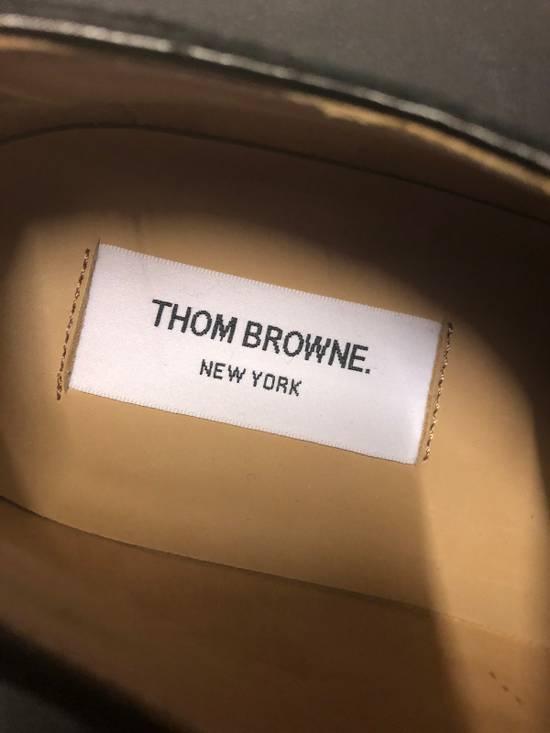 Thom Browne Classic Longwing Brogue Size US 10 / EU 43 - 5
