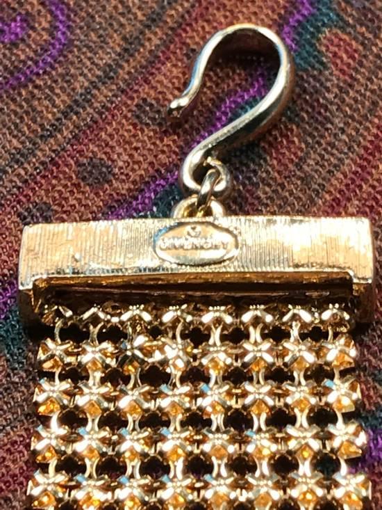 Givenchy Gold Choker Necklace Size ONE SIZE - 2
