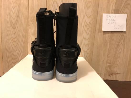 Nike Air Force 1 Downtown Acronym Black Olive Size US 8.5 / EU 41-42 - 3