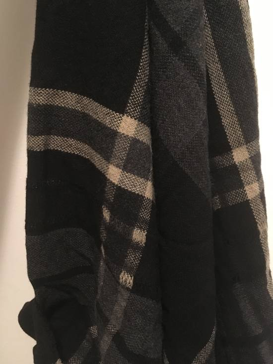 Balmain FW11 Wool/Cashmere Scarf Size ONE SIZE - 6