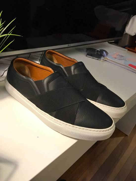 Givenchy Givenchy Paris Leather Slip Ons Size US 11.5 / EU 44-45 - 1