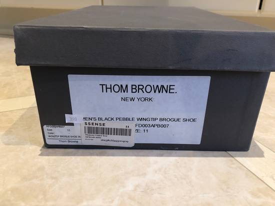 Thom Browne Whole Cut Boots Size US 11 / EU 44 - 5