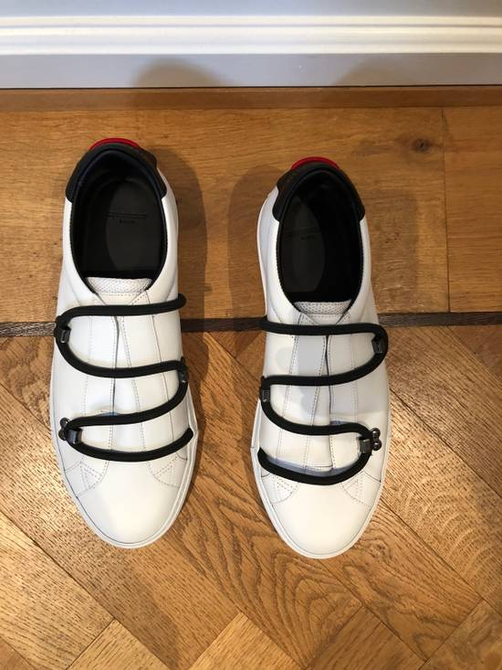 Givenchy Urban Sneaker By GIVENCHY In White Matte Leather Size US 8 / EU 41 - 6