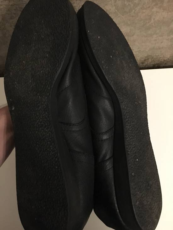 Julius Backzip Black Pigskin Boxing Boots Size US 10 / EU 43 - 3