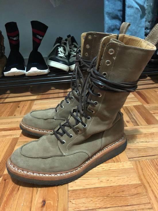 Balmain FW11 Military Ranger Boots (fit big) Size US 9 / EU 42 - 2