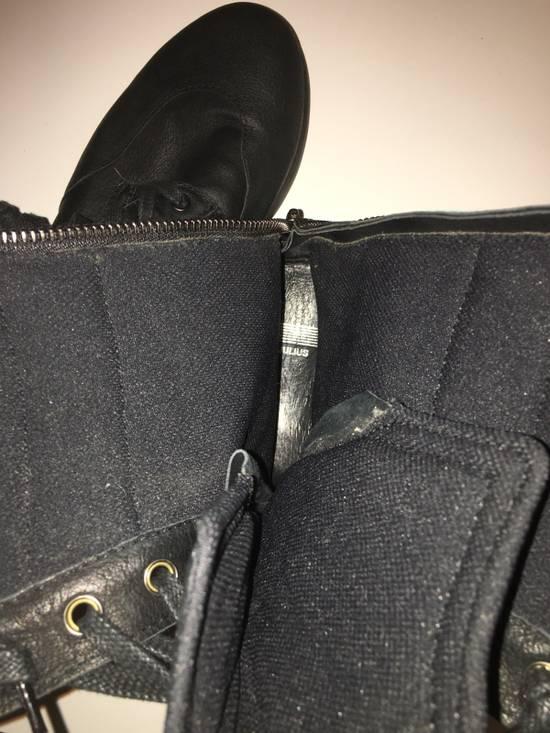 Julius Backzip Black Pigskin Boxing Boots Size US 10 / EU 43 - 4