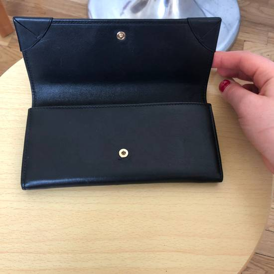 Givenchy Givenchy Black Leather Wallet Size ONE SIZE - 1