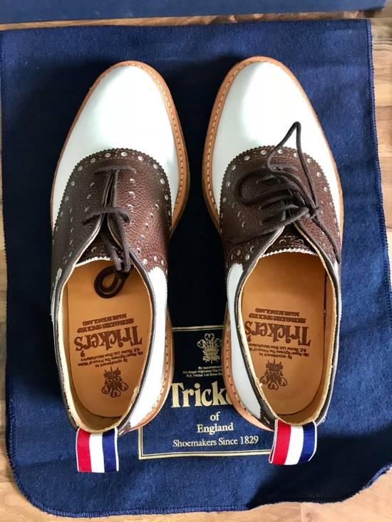 Thom Browne Thom Browne x Trickers Saddle Trampler Shoes Size US 8 / EU 41 - 2