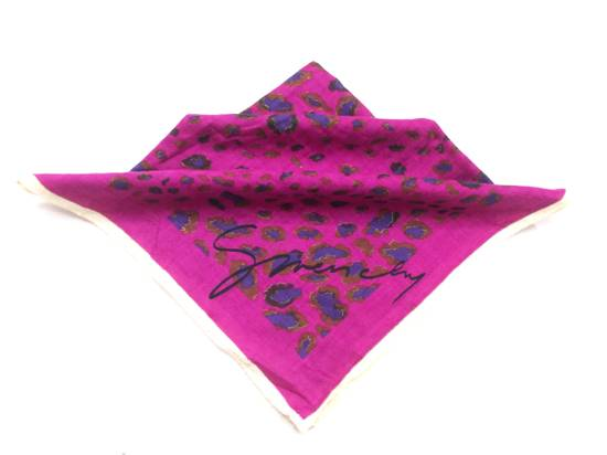 Givenchy Final Drop..!!! Givenchy Paris Painting Design Pocket Square Scarves/ Scarf/ Bandana/ Handky/ Handkerchiefs Size ONE SIZE