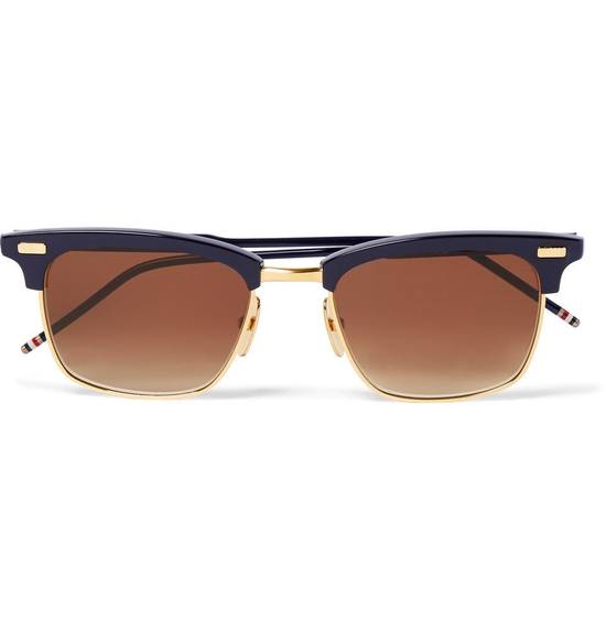 Thom Browne D-Frame Sunglasses TB 711 Size ONE SIZE - 1